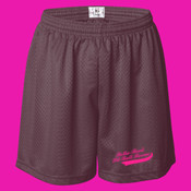 Ladies Mesh Shorts